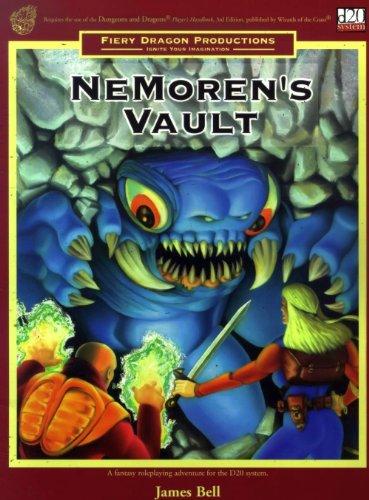 NeMoren's Vault, James Bell