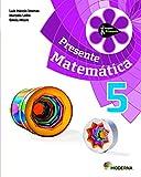 capa de Projeto Presente. Matemática. 5º Ano