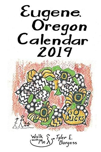 Eugene, Oregon Calendar -