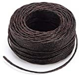 Tandy Leather Waxed Thread 25 yds. (22.9 m) Brown