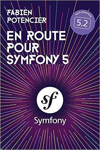 Livre En route pour Symfony 5