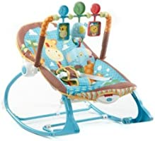 Fisher Price - Infant-To-Toddler Rocker Jungle Fun