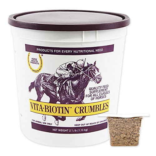 Vita Biotin Crumble Supplement For Horse (Vita Biotin)