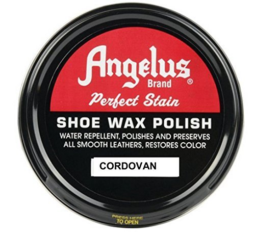 Angelus Shoe Wax Polish 3fl Oz ( Color Variety) (Cordovan)