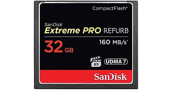 Amazon.com: SanDisk Extreme Pro 32 GB tarjeta de memoria ...