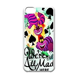 James-Bagg Phone case Alice in Wonderland Protective Case For Iphone 6 (4.5) Style-3