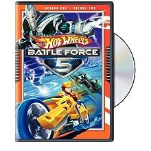 Hot Wheels Battle Force 5: Season 1, Vol. 2 (2010)
