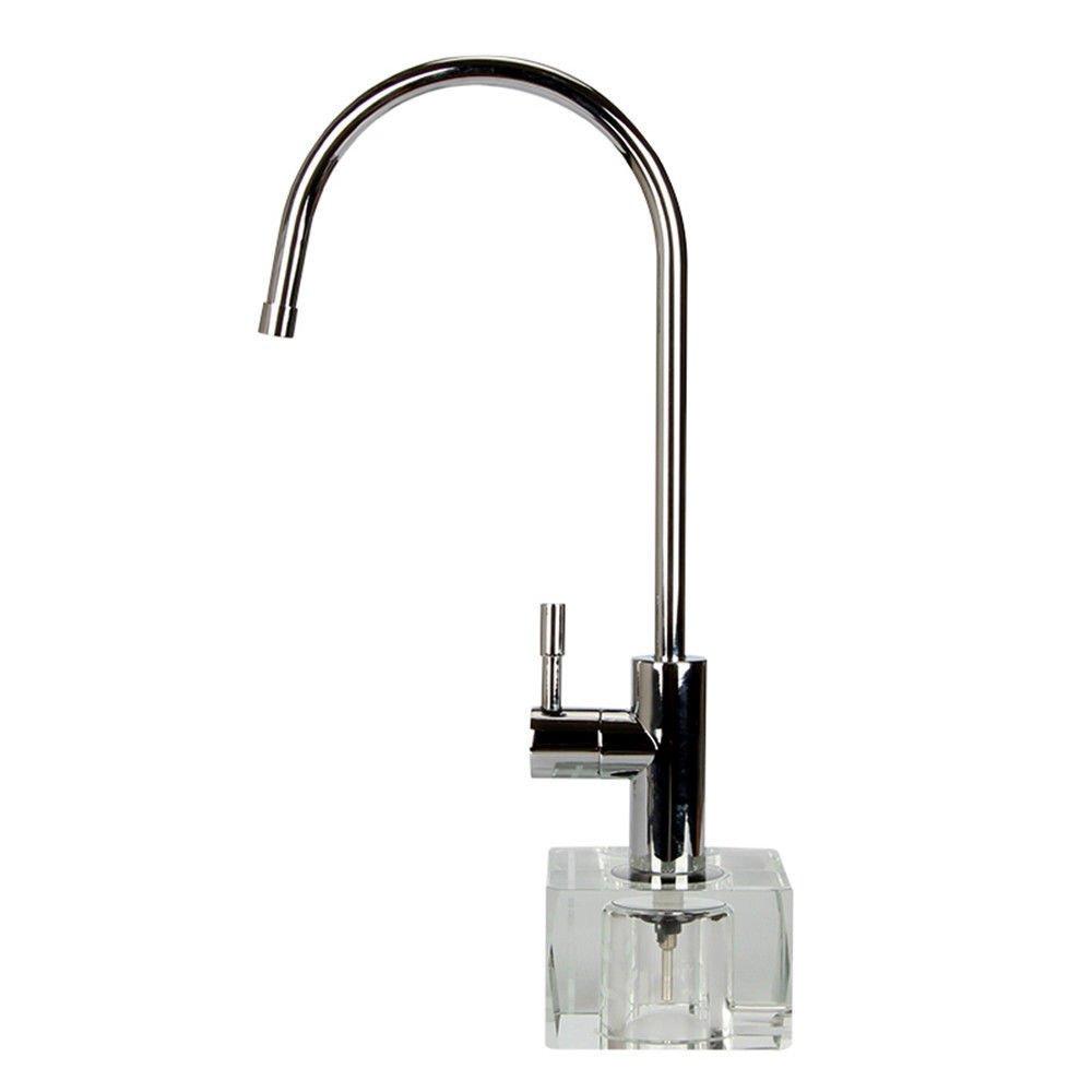NewBorn Faucet Wasserhähne Warmes und Kaltes Wasser super Qualität 2-Crystal Mobile Tippen Wasserfilter Trinkwasser GescHöhen, bis die Bubble Tea 2 In Leitungswasser Taps