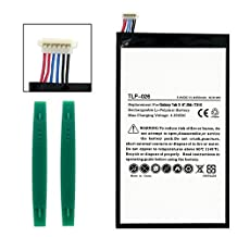 Samsung SM-T310 Tablet Battery TLP-025 Li-Pol Battery - Rechargeable Ultra High Capacity (Li-Pol 3.8V 4450mAh) - Replacement For Samsung T-4450E Battery - Installation Tools Included