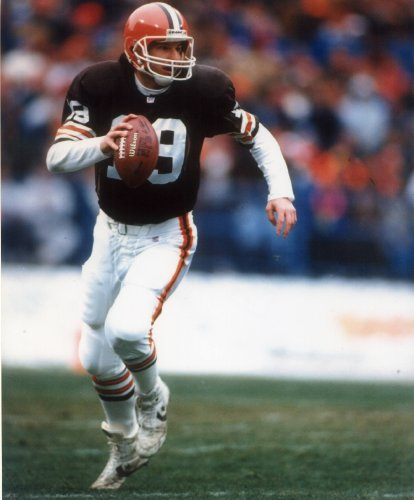 BERNIE KOSAR CLEVELAND BROWNS 8X10 SPORTS ACTION PHOTO - Kosar Cleveland Bernie Browns