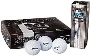 Srixon Q-Star Golf Balls (1-Dozen), Pure White