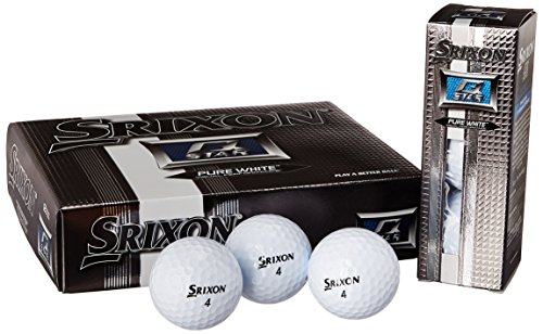 Srixon Q-Star Golf Balls (1-Dozen), Pure White