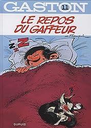 Gaston - tome 11 - Le repos du gaffeur