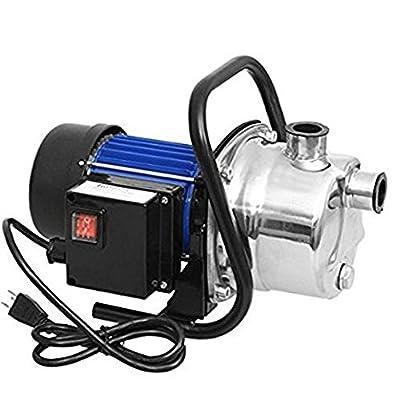 Utility Water Pump Submersible Clean Water Pump Lawn Sprinkling Water Pump