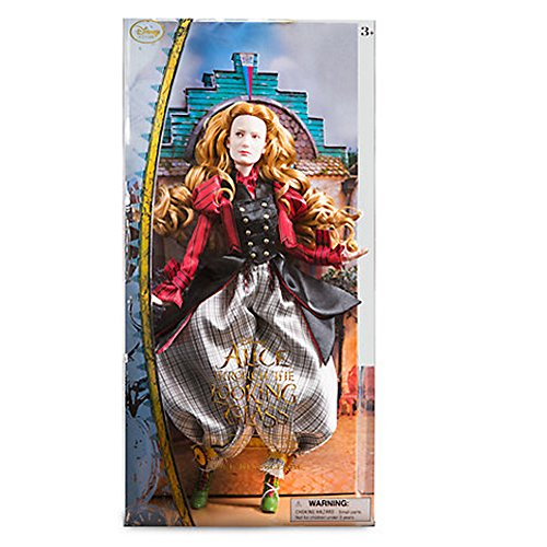 Disney Alice Through the Looking Glass Film Collection Doll - Alice