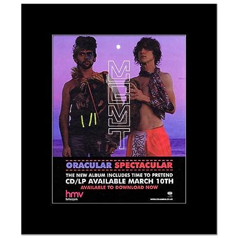 Mgmt Album Oracular Spectacular