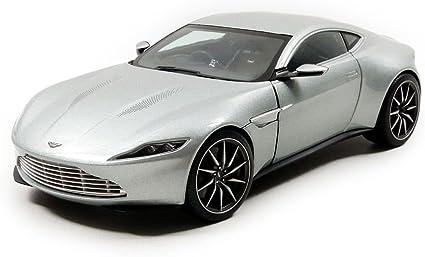 Amazon Com Hot Wheels Elite James Bond Spectre Aston Martin Db10 Die Cast Vehicle 1 18 Scale Toys Games