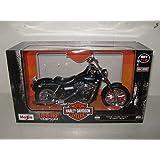 Maisto 1:12 Harley-Davidson 2006 Fxdbi Dyna Street Bob Diecast Vehicles