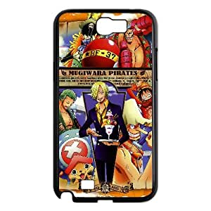 One Piece Anime 0 Samsung Galaxy N2 7100 Cell Phone Case Black present pp001_9789475