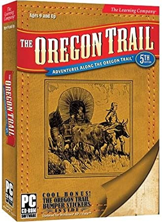 Encore OREGON TRAIL 5TH EDITION PC CROM EDUCATION by Encore ...