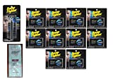 Bump Fighter Refill Razor w/ 2 Cartridges + Bump Fighter Refill Cartridge Blades - 5 ea. (Pack of 10) with FREE Loving Color trial size conditioner