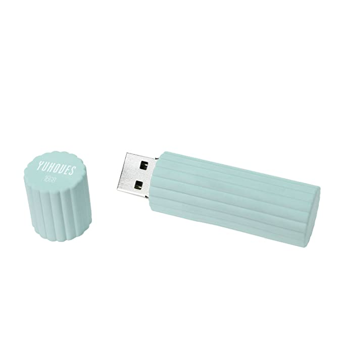 Amazon.com: yuhoves USB 2.0 Flash Drive 16 GB con carcasa de ...