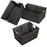 Stainless Steel Frame Basket (10-Sets of 3)(30 Baskets)