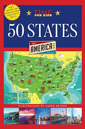 50 States (America Handbooks, a TIME for Kids Series)