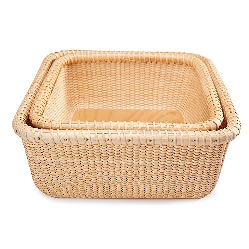 Teng Tian Nantucket Baskets Napkin Baskets Woven Basket, used for sale  Delivered anywhere in Canada
