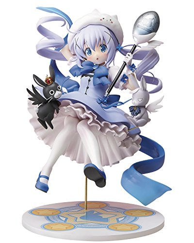 Good Smile Is the Order a Rabbit: Chino 1:7 Scale Pvc Vinyl (Scale China)