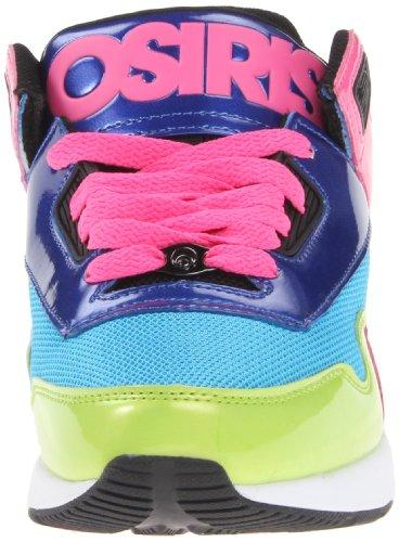 femme Vert pour Osiris citron chaussures à rose Uprise bleu ngH5q7YS