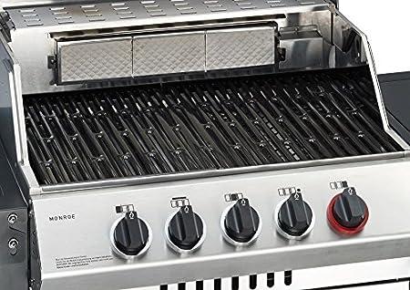 Enders Gasgrill Monroe 2 S Turbo : Gasgrill enders monroe sik turbo gas grill im bundle mit