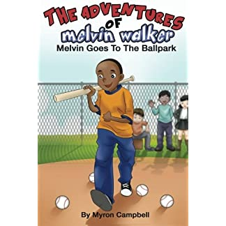 The Adventures of Melvin Walker: Melvin Goes To The Ballpark
