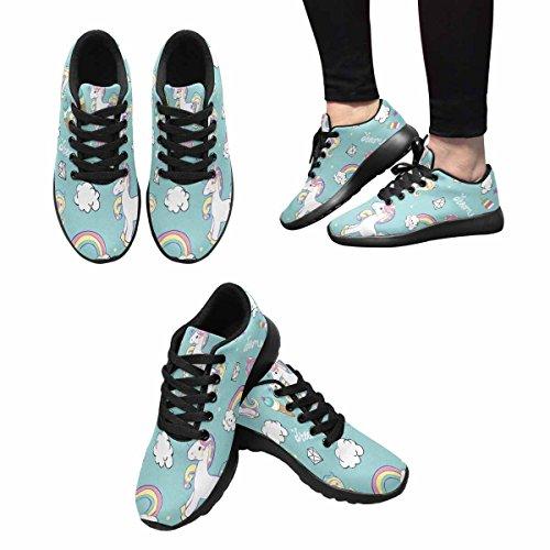 Scarpe Da Corsa Trail Running Donna Jogging Leggero Sportivo A Piedi Sneakers Atletiche Diamante Gelato E Nuvole Multi 1