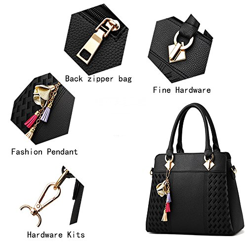 de4f394154d0 Handbags for Women Yolin Ladies Purses Messenger Bags Classy Tote Bag  Designer Satchel Fashion Shoulder Bags
