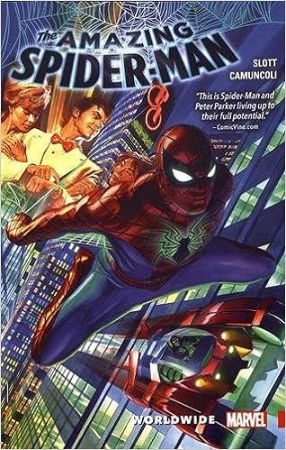 de201d59e4c7 Amazon.com  Amazing Spider-Man  Worldwide Vol. 1 (The Amazing Spider-Man   Worldwide) (9780785199427)  Dan Slott