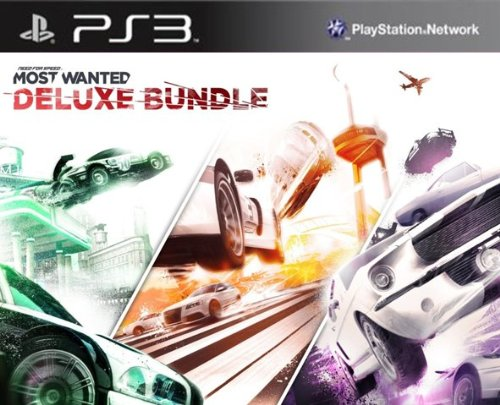 Amazon Com Need For Speed Most Wanted Deluxe Dlc Bundle Ps3