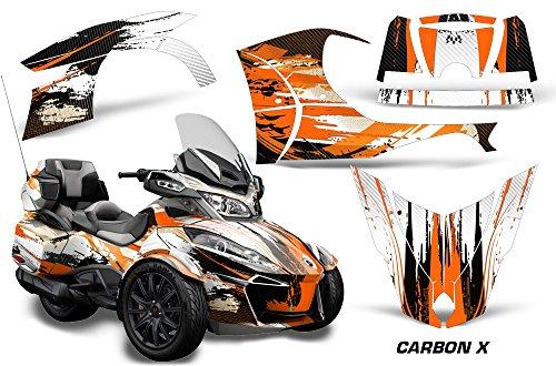 AMR Racing ROAD-CAN-SPYDERRTSTK-CARBONX-O