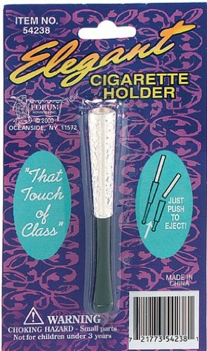 Short 1920's Vintage Cigarette Holder (Old Cigarette Holders)