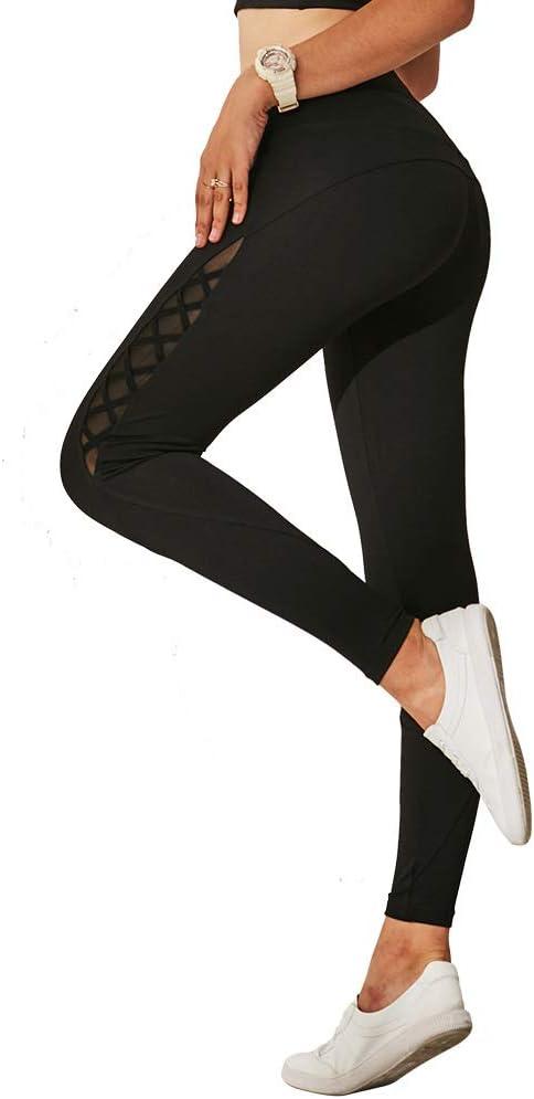 T-Shirt + Hose PFSYR Damen Tarnung Yoga Kleidung Outdoor-Sportanzug mit hoher Taille Schnell trocknendes Lauftraining Tanzen Sie Enge Sportbekleidung