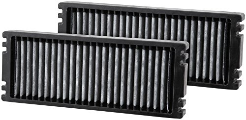 K&N VF1001 Washable & Reusable Cabin Air Filter Cleans and Freshens Incoming Air for your Nissan Frontier, Pathfinder, Xterra