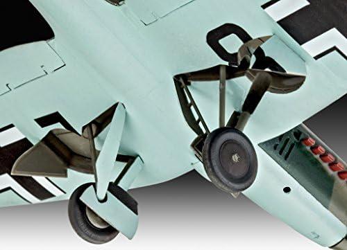ドイツレベル 1/72 ハインケル He70 F-2 プラモデル