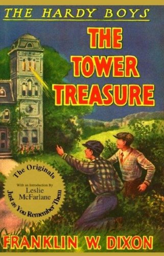 The Tower Treasure (Hardy Boys, Book 1)