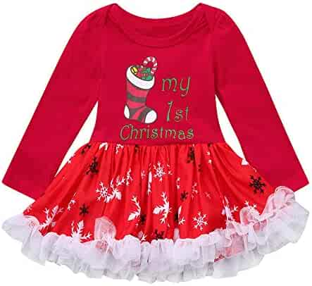 554261c504413 Baby Girls Christening FTXJ 2PCS Toddler Baby Kids Girls Outfits Ruffle T  Shirt Tops+Checked Pants British Lattice College Clothes Set