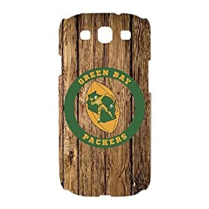 Samsung Galaxy S3 I9300 Phone Case NFL Green Bay Packers Football Personalized Cover Cell Phone Cases GHQ825616