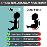 Upseat Baby Chair Booster Seat with Tray for