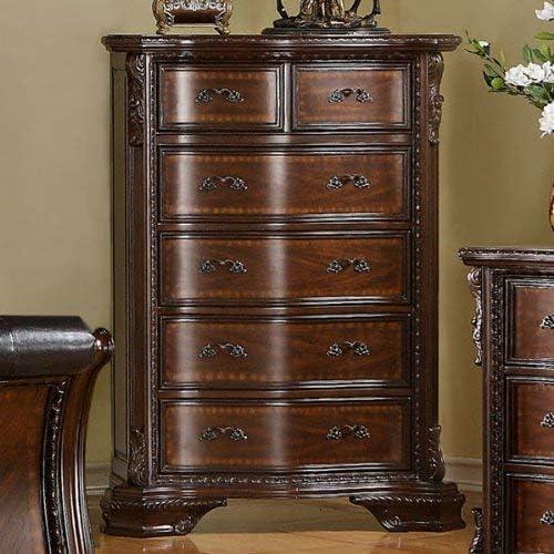 Best bedroom dresser: 247SHOPATHOME FA-CM7267C Chest
