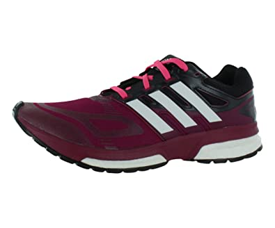 buy online ce188 8cf24 Amazon.com  adidas Response Boost Tech Fit W Womens Shoes Size 11.5   Fashion Sneakers