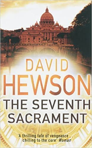 Book The Seventh Sacrament (Nic Costa) by David Hewson (2007-10-05)