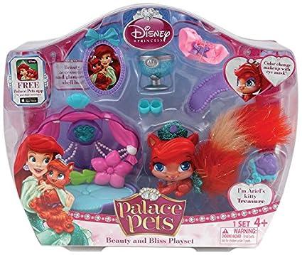 Amazon.com: Disney Princess Palace Mascotas Belleza y ...